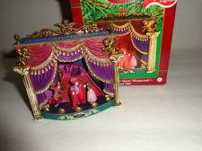 The Phantom of the Opera Chrismas Ornaments 1999-2003