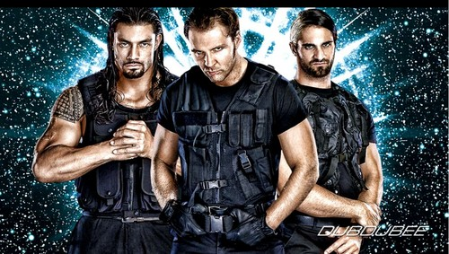 WWE wallpaper called The Shield