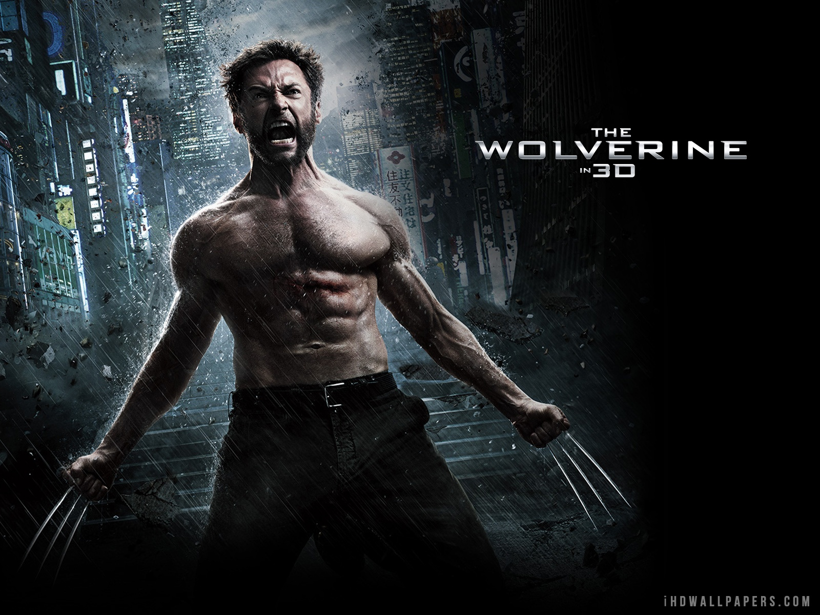 The Wolverine Images The Wolverine Hd Wallpaper And Background