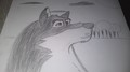 This is Balto - alpha-and-omega fan art