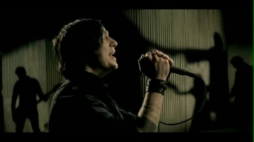 Three Days Grace wallpaper with a concert called Three Days Grace - Never Too Late {Music Video}