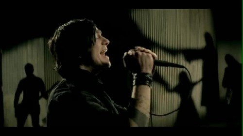 Three Days Grace wallpaper containing a concert entitled Three Days Grace - Never Too Late {Music Video}