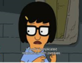Tina's catchphrase - bobs-burgers photo