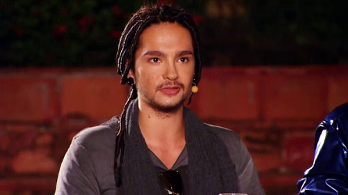 Tom Kaulitz fond d'écran probably containing a portrait called Tom Sexy Kaulitz