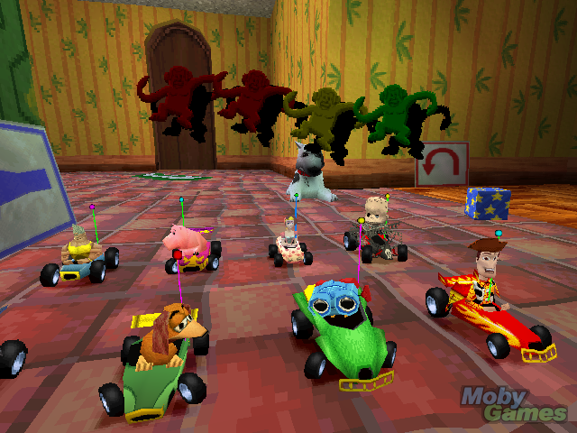 Toy Story Racer : Toy story racer full game free pc download play
