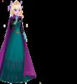 Transparent 2D Elsa