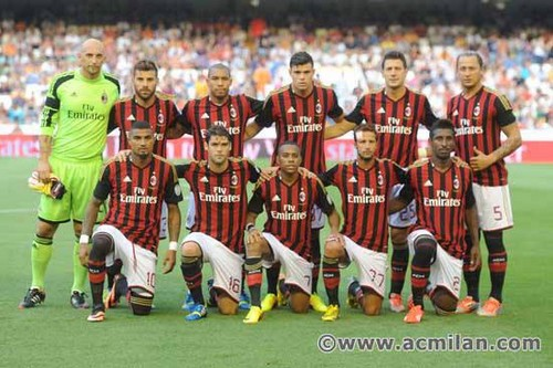 Valencia CF VS AC Milan 1-2, guinness International Champions Cup