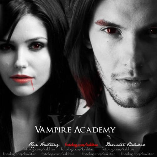 Vampire Academy oleh Richelle Mead