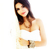 Victoria Justice photo containing a portrait entitled Victoria Justice icones