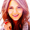 Victoria Justice photo with a portrait entitled Victoria Justice icones