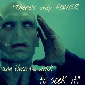 Voldemort quote