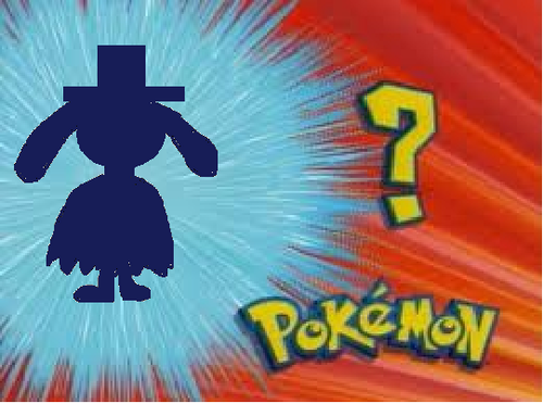 WHO'S THAT POKEMON!?