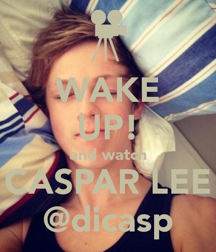 Wake up and watch Casper lee at discap