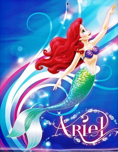 Walt ডিজনি প্রতিমূর্তি - Princess Ariel