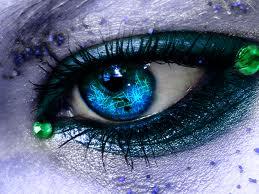 Water eye