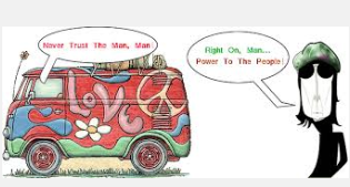 What Hippies say