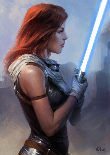 Women of the New Jedi Order