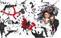 x-men - X-23 / Laura Kinney Blood Splatter Wallpaper wallpaper