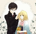Yukio and Shiemi - ao-no-exorcist fan art