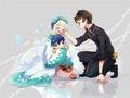 Yukio and Shiemi
