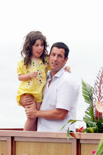Adam Sandler wallpaper possibly with a bouquet and a bridesmaid called adam sandler