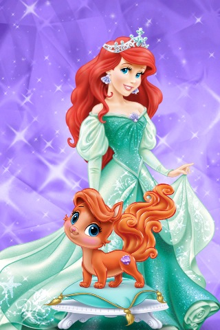 ariel and treasure
