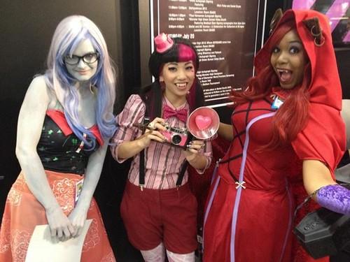 at creeperfic cosplay 2013