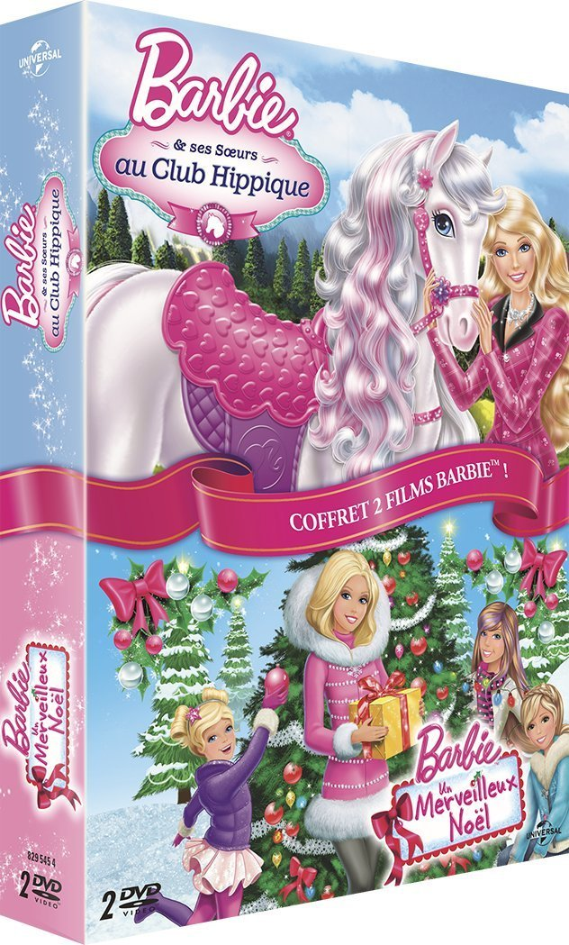 barbie her sisters and perfect christmas