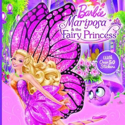 বার্বি mariposa the fairy princess