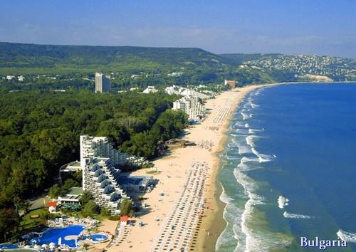 beautiful beaches Bulgaria Eastern Европа