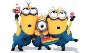 minions do meu malvado favorito wallpaper entitled birthday celebration