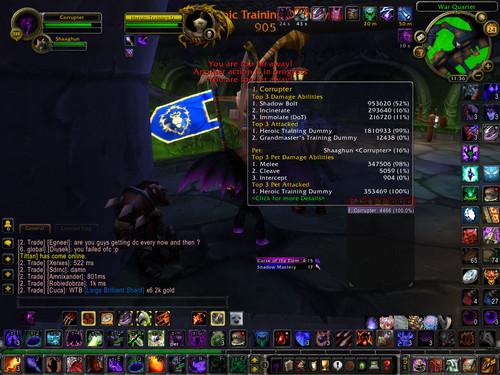 demo warlock dmg 3.5.5