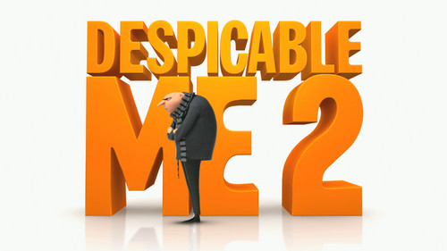 despicable me 2 club wallpaper probably with anime entitled despicable me 2