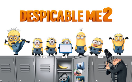 despicable me 2  !!!!!!!!!!