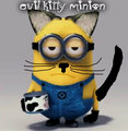 evilkittyminion2 - despicable-me-minions fan art
