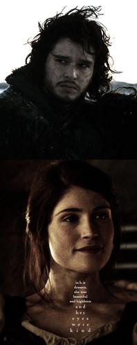 Jon Snow & Lyanna Stark