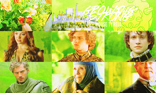 Game of Thrones wallpaper called House Tyrell
