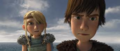 hiccup love - how-to-train-your-dragon photo
