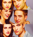 if it's true love, it'll never go away <3 - robert-pattinson-and-kristen-stewart fan art