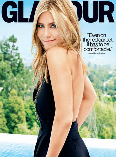 jennifer aniston's new magazine cover