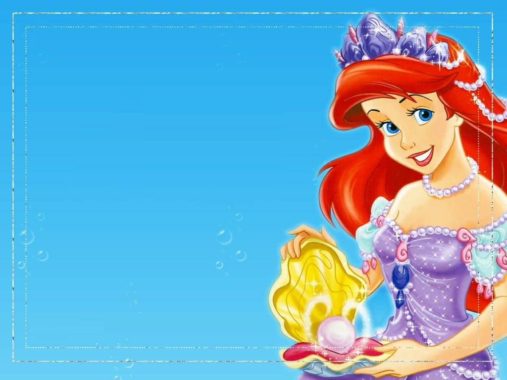 La Sirenita ウォルト ディズニー キャラクター 壁紙 ファンポップ
