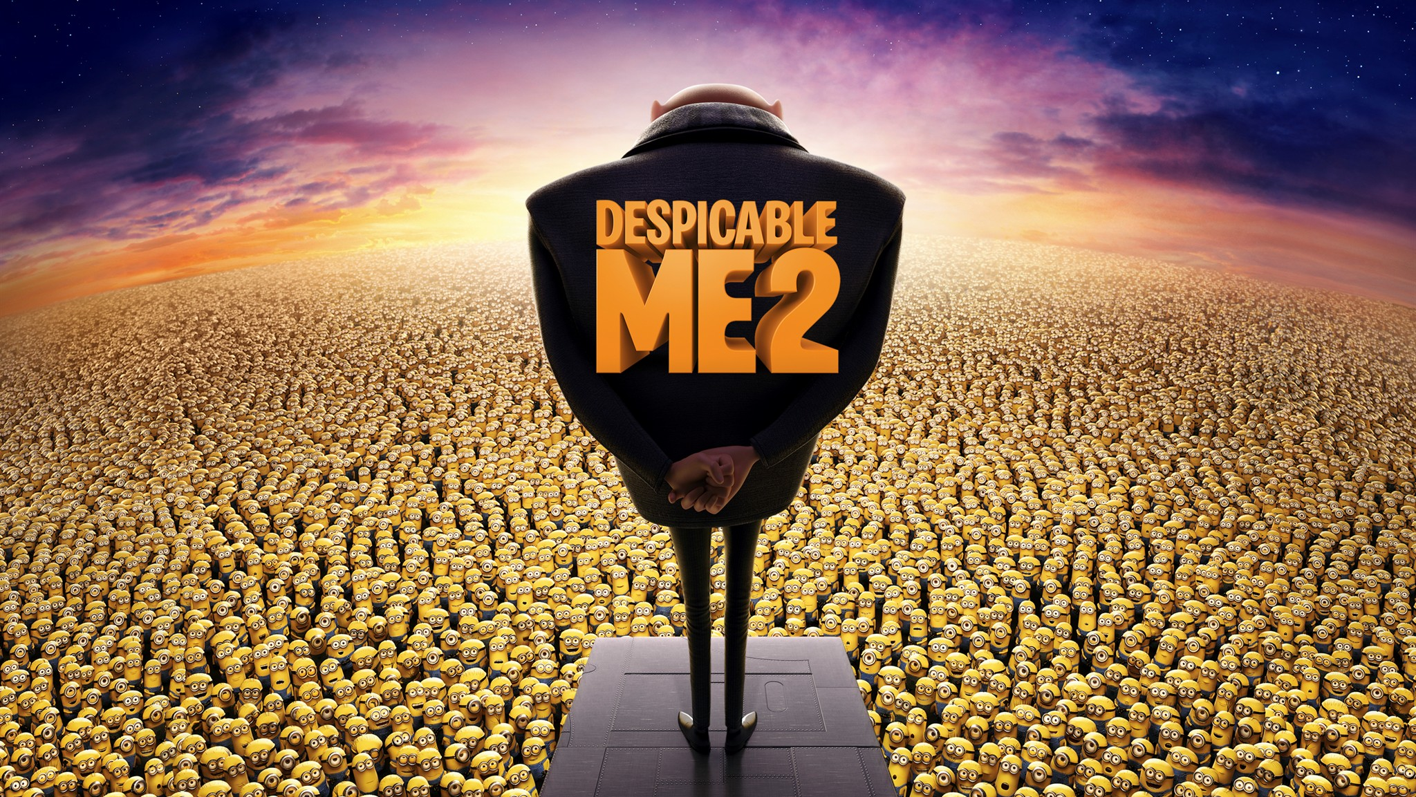 Despicable me 2 club images lot 39 s of minions hd wallpaper Film hd me