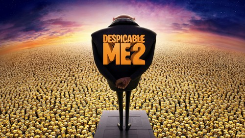 despicable me 2 club wallpaper entitled lot's of minions