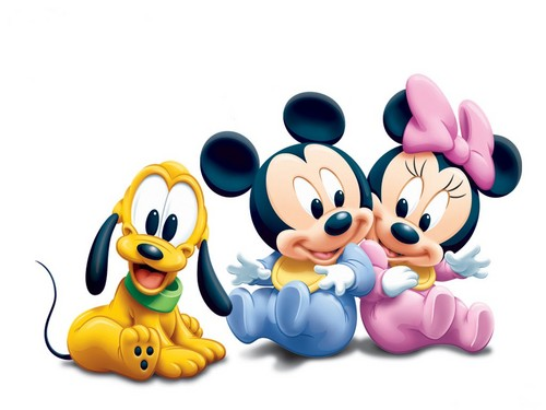 Mickey and Minnie wallpaper possibly with a jelly bean and a gumdrop entitled mickey