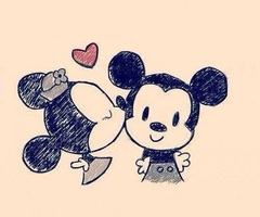 mini and mickey