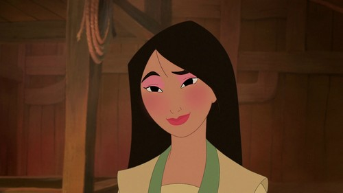 mulan's million-dollar look