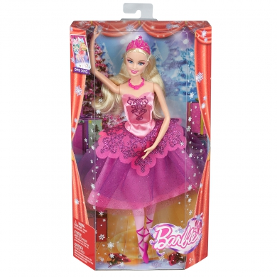 new doll barbie in krintin