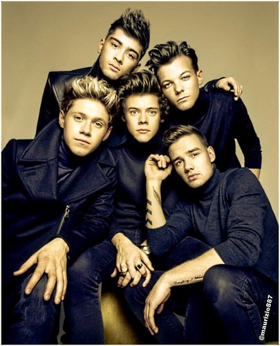one direction ,GQ 2013
