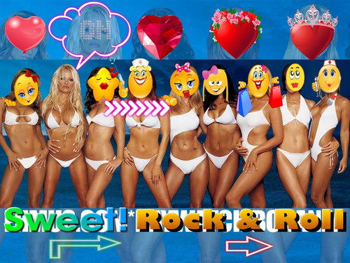 Pamela Anderson wallpaper called pam