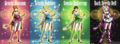 powerpuff senshi - powerpuff-girls fan art